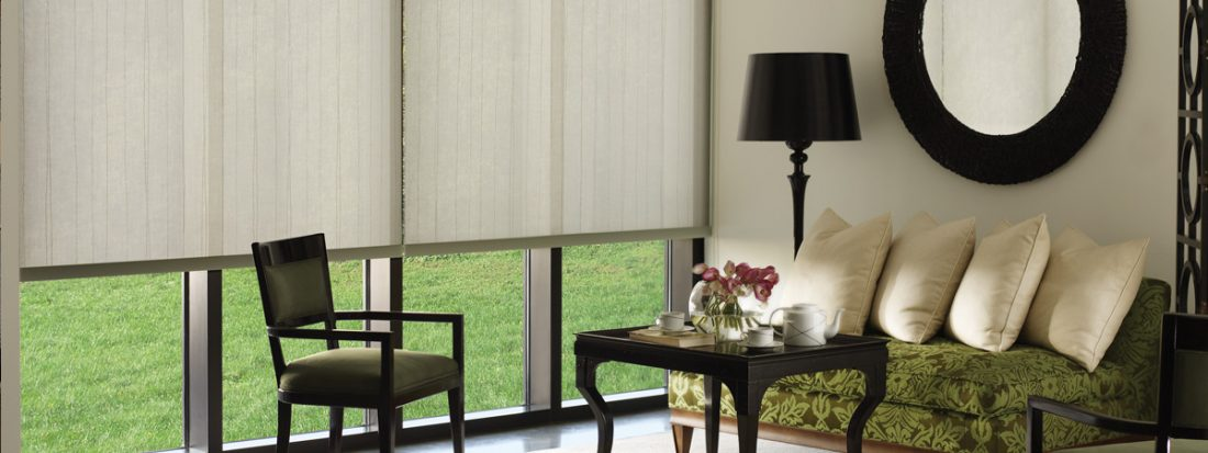 Roller Blinds Singapore - The Curtain Expert